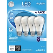 GE LED 10 Watt Day Light A19 (67616)