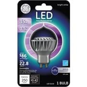 GE LED 3.5 Watt Bright White GU10 (89020)