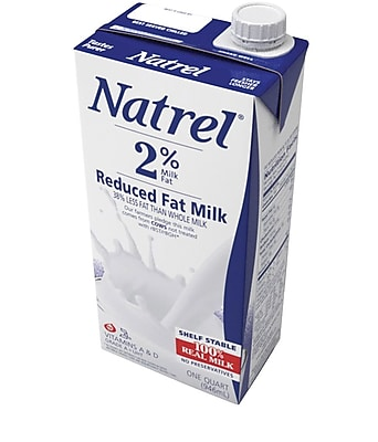 Natrel® 2% Milk; 32 oz., 12/Pack