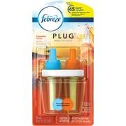 Febreze PLUG Air Freshener Refill Hawaiian Aloha, (0.87 oz)