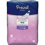 Prevail® Bladder Control Pads, Ultimate Absorbency, Regular Length, 132/CT