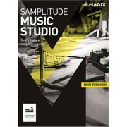 MAGIX Samplitude Music Studio for Windows (1 User) [Download]