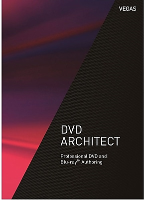 VEGAS DVD Architect for Windows (1 User) [Download] 2730309