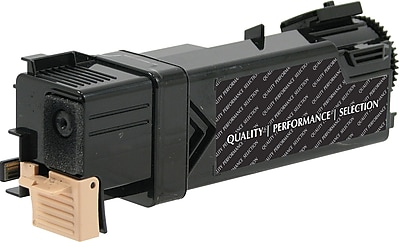 Staples® Remanufactured Color Toner Cartridge, Dell 2150 (331-0719/MY5TJ/331-0712/JPCV5), Black, High Yield