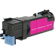 Staples® Remanufactured Color Toner Cartridge, Dell 2150 (331-0717/2Y3CM/331-0714/D6FXJ), Magenta, High Yield