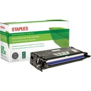 Staples® Remanufactured Black Toner Cartridge, Dell 3130 (SEBD3130BRDS), High Yield
