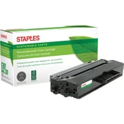 Staples® Remanufactured Laser Toner Cartridge, Samsung MLT-D103, Black, High Yield