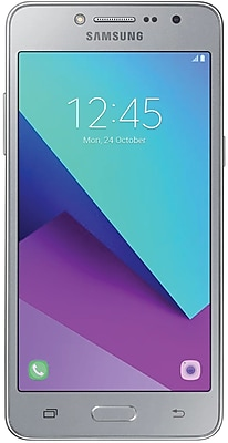 Samsung Galaxy J2 Prime G532M Unlocked GSM 4G LTE Quad-Core Duos Phone - Silver