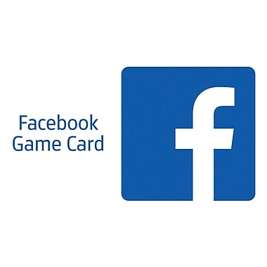 Facebook Gift Card $50 (Email Delivery)