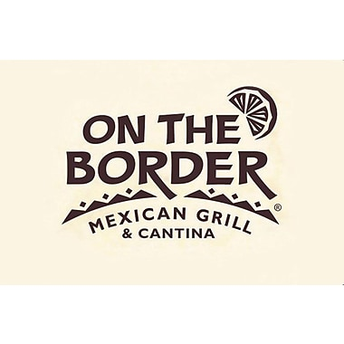 On the Border Gift Card $25 (Email Delivery)