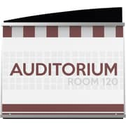 """Deflecto® Interior Landscape Image Sign Holder, 7"""" x 5"""""""