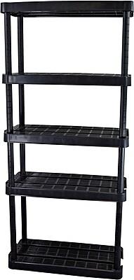 5 Shelf Adjustable Unit
