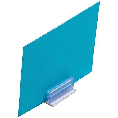 Deflecto® SuperGrip Plastic Display Holder, 1