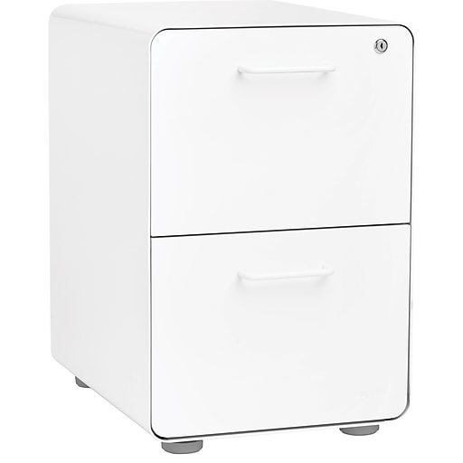f177f9e5b55 Poppin White Stow 2-Drawer File Cabinet (100413).  https   www.staples-3p.com s7 is