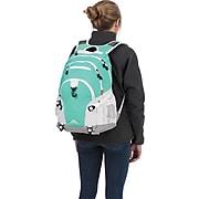 High Sierra Loop Aquamarine Polyester Backpack (53646-0783)