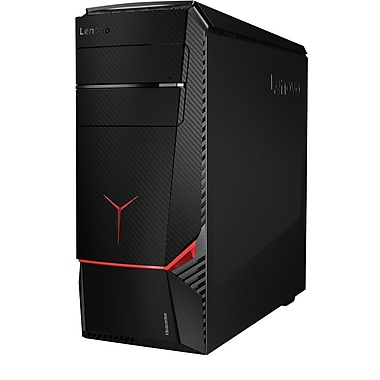 Lenovo Ideacentre Y700 Gaming Desktop (7th Gen Intel i7, 1TB HD+128GB SSD, 16GB DDR4, Windows 10, NVIDIA® GeForce® GTX 1050Ti)
