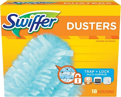 Swiffer 180 Dusters, Multi Surface Refills, Unscented, 18/CT