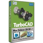 TurboCAD Mac Deluxe v9 (1 User) [Download]