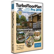 TurboFloorPlan Home & Landscape Pro 2016 for Windows (1 User) [Download]