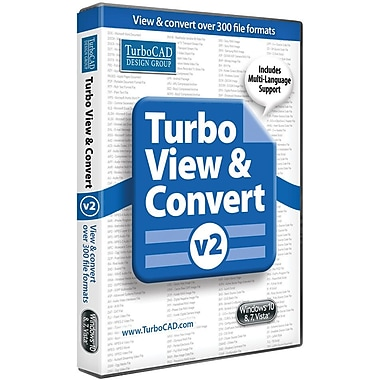 Turbo View & Convert v2 for Windows (1 User) [Download]
