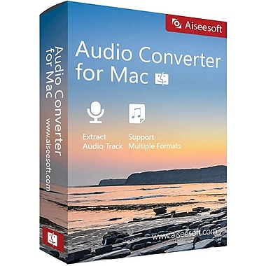 Aiseesoft Audio Converter for Mac (1 User) [Download]