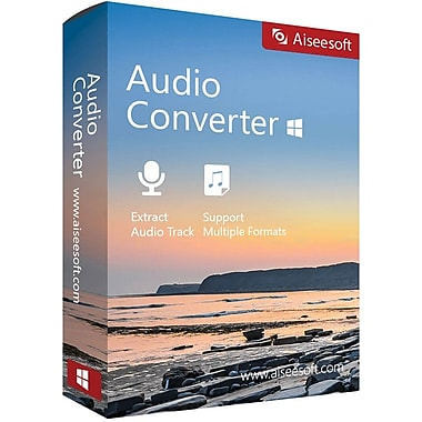 Aiseesoft Audio Converter for Windows (1 User) [Download]