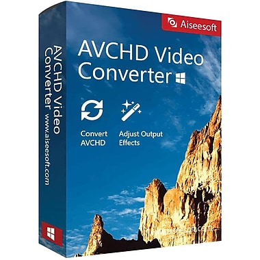 Aiseesoft AVCHD Video Converter (1 User) [Download]