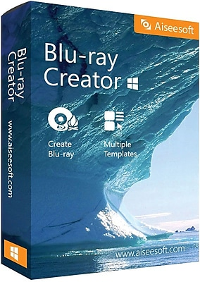Aiseesoft Blu-ray Creator for Windows (1 User) [Download] 2741836