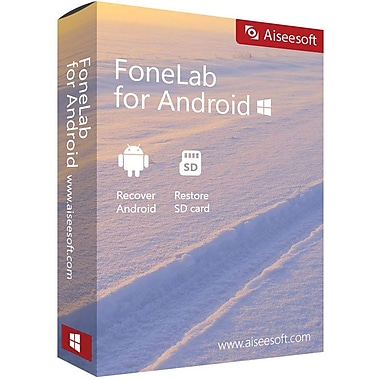 Aiseesoft Fonelab for Android for Windows (1 User) [Download]