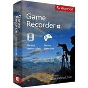 Aiseesoft Game Recorder for Windows (1 User) [Download]