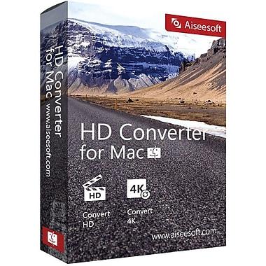 Aiseesoft HD Video Converter for Mac (1 User) [Download]
