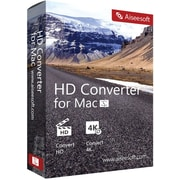 Aiseesoft HD Video Converter for Mac (1 User) [Download]