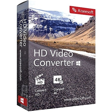 Aiseesoft HD Video Converter for Windows (1 User) [Download]