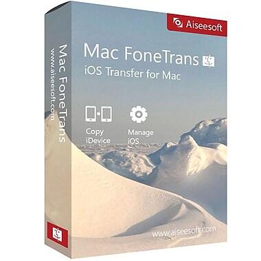 Aiseesoft Mac FoneTrans for Mac (1 User) [Download]