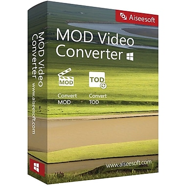 Aiseesoft Mod Video Converter for Windows (1 User) [Download]