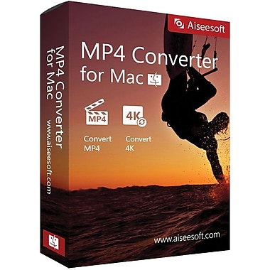 Aiseesoft MP4 Video Converter for Mac (1 User) [Download]