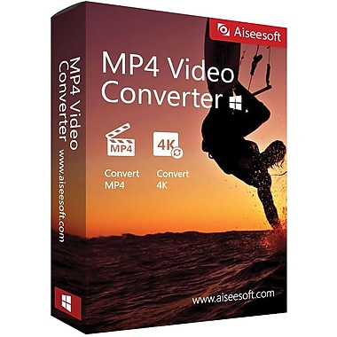 Aiseesoft MP4 Video Converter for Windows (1 User) [Download]