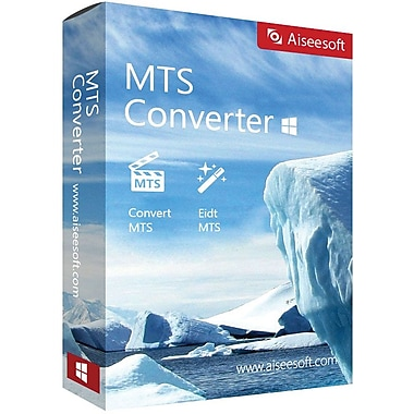 Aiseesoft MTS Converter for Windows (1 User) [Download]