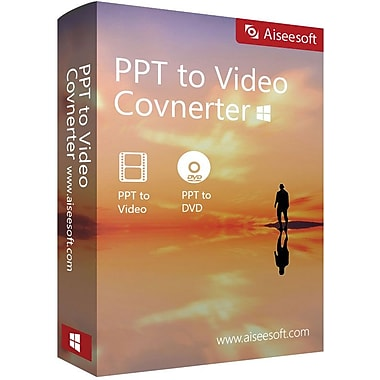 Aiseesoft PPT to Video Converter for Windows (1 User) [Download]
