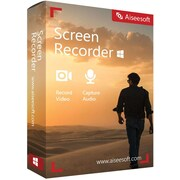 Aiseesoft Screen Recorder for Windows (1 User) [Download]