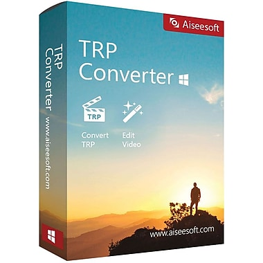 Aiseesoft TRP Converter for Windows (1 User) [Download]