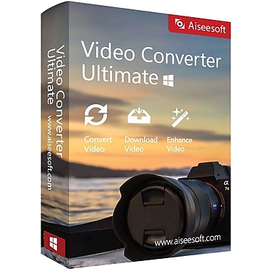 Aiseesoft Video Converter Ultimate for Windows (1 User) [Download]