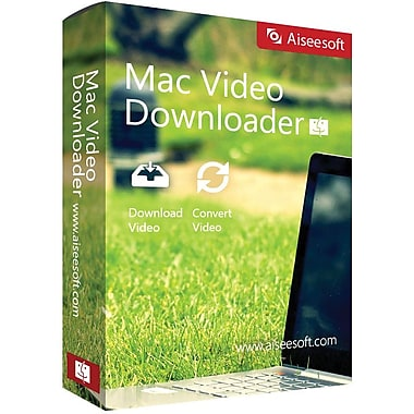 Aiseesoft Video Downloader for Mac (1 User) [Download]