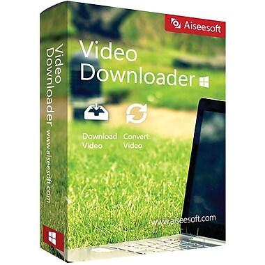 Aiseesoft Video Downloader for Windows (1 User) [Download]