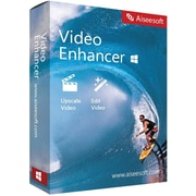Aiseesoft Video Enhancer for Windows (1 User) [Download]