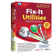 VCOM Fix-it Utilities Professional - 1 YR for Windows (1-5 Users) [Download]
