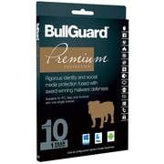 BullGuard Premium Protection 2017 for Windows/Mac (1-10 Users) [Download]