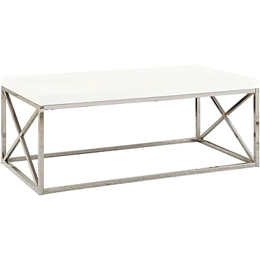 Monarch Table 1 White