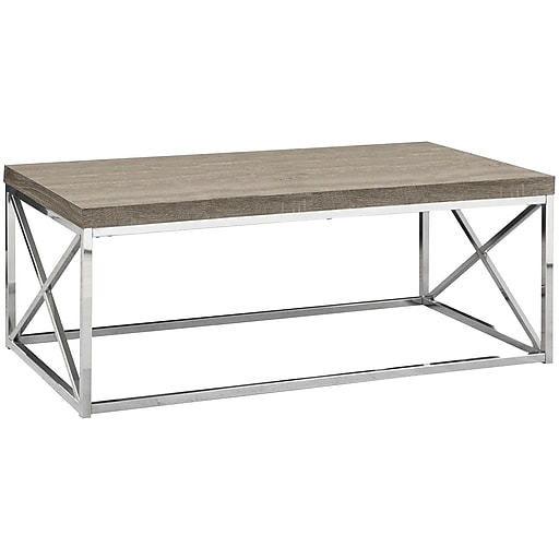 Monarch Cocktail Table 1, Dark Taupe