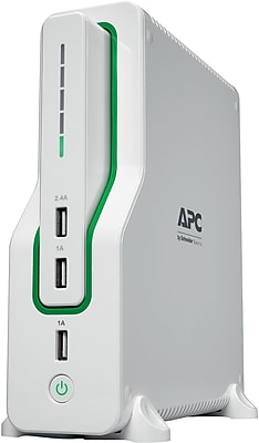 APC Back-Ups Connect 50 Network Battery Backup and Mobile Charging Bank (BGE50ML)